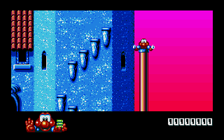 Screenshot of James Pond 2 - Codename Robocod