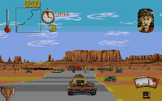 Thumbnail of other screenshot of Moonshine Racers
