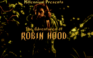 Screenshot of Adventures of Robin Hood, The