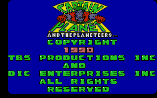 Thumbnail of other screenshot of Captain Planet and the Planeteers