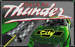Screenshot of Days of Thunder