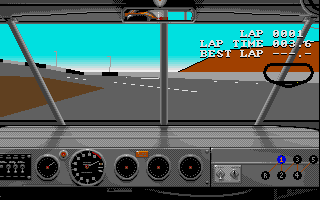 Thumbnail of other screenshot of Days of Thunder