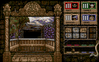 Screenshot of Knightmare