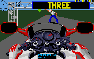 Screenshot of Ultimate Ride, The