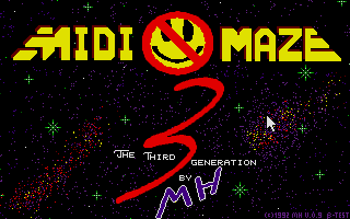 Thumbnail of other screenshot of Midi Maze 3