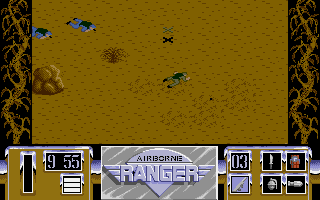 Large screenshot of Airborne Ranger