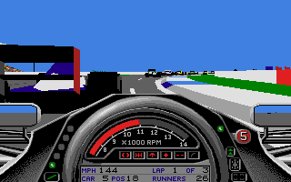 Screenshot of Formula One Grand Prix