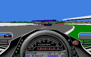 Thumbnail of other screenshot of Formula One Grand Prix