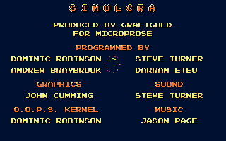 Thumbnail of other screenshot of Simulcra