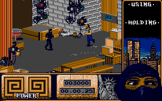 Thumbnail of other screenshot of Last Ninja 2 - Back With A Vengeance