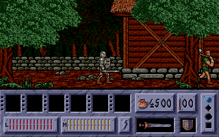 Screenshot of Back to the Golden Age