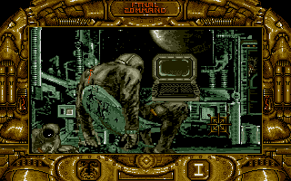Screenshot of Final Command