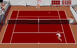 Screenshot of Great Courts 2