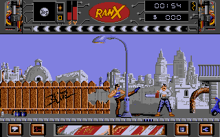 Screenshot of Ranx