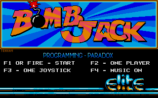 Thumbnail of other screenshot of Bomb Jack