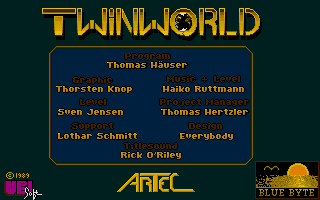 Thumbnail of other screenshot of Twinworld
