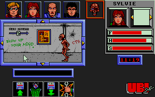 Screenshot of Zombi