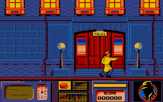 Screenshot of Dick Tracy