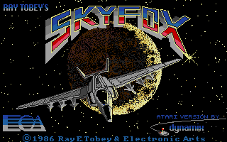 Thumbnail of other screenshot of Skyfox