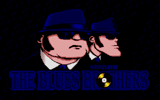 Screenshot of Blues Brothers, The