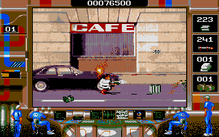 Thumbnail of other screenshot of Crime Wave