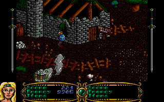 Screenshot of Gauntlet 3 - The Final Quest