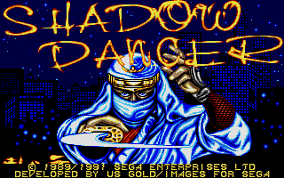 Thumbnail of other screenshot of Shadow Dancer