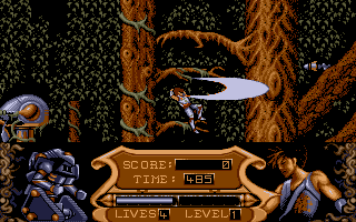 Thumbnail of other screenshot of Strider II