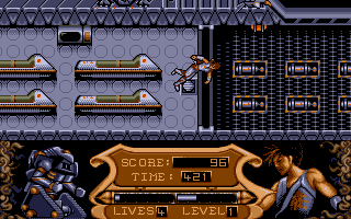 Screenshot of Strider II