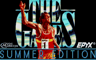 Screenshot of Games - Summer Edition, The