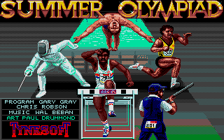 Thumbnail of other screenshot of Summer Olympiad