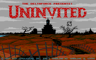 Thumbnail of other screenshot of Uninvited