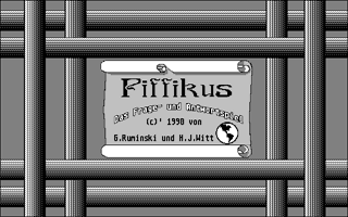 Thumbnail of other screenshot of Fiffikus - Das Frage und Antwortspiel