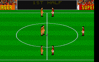 Screenshot of Emlyn Hughes International Soccer