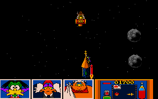 Thumbnail of other screenshot of Count Duckula 2