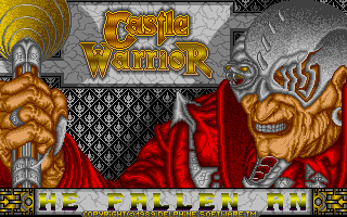 Thumbnail of other screenshot of Castle Warrior