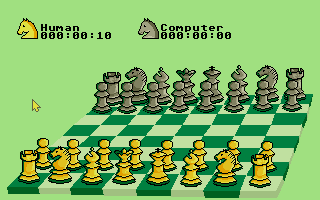 Screenshot of Chess Champion 2175
