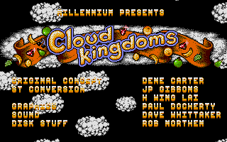Screenshot of Cloud Kingdoms