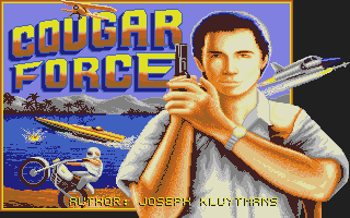 Thumbnail of other screenshot of Cougar Force