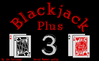 Thumbnail of other screenshot of Blackjack Plus 3