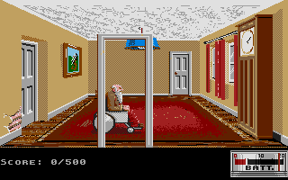 Thumbnail of other screenshot of Grandad - Quest for Holey Vest