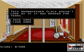 Screenshot of Grandad - Quest for Holey Vest