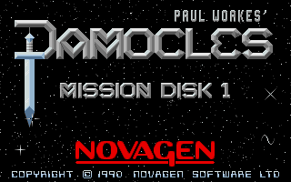Thumbnail of other screenshot of Mercenary 2 - Damocles Mission Disk 1