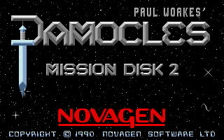 Large screenshot of Mercenary 2 - Damocles Mission Disk 2
