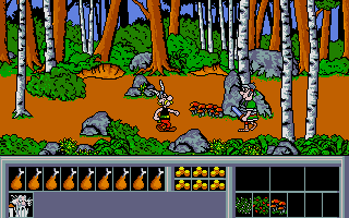Screenshot of Asterix and Operation Getafix