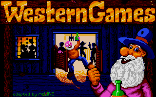 Thumbnail of other screenshot of Western Games
