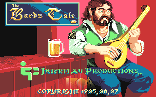 Thumbnail of other screenshot of Bard's Tale, The