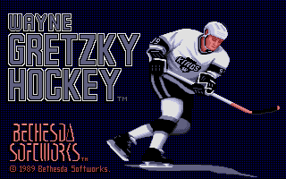 Thumbnail of other screenshot of Wayne Gretzky Hockey