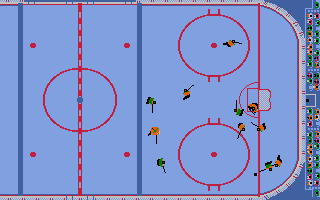 Screenshot of Wayne Gretzky Hockey