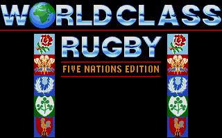 Thumbnail of other screenshot of World Class Rugby - Five Nations Edition